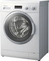 Panasonic 7kg, 1200 spin Washing Machine - NA127VB4