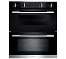 Rangemaster 72cm Built Under Electric Double Oven - RMB7245BL/SS