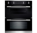 Rangemaster 72cm Built Under Electric Double Oven - RMB7248BL/SS