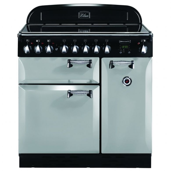 Electric Cooker Stove : rangemaster 90cm electric range cooker elas90eirp elan range cooker ...
