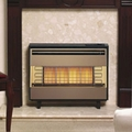 Robinson Willey Outset Gas Fire - A85014 (FireGem Visa 2) Olive