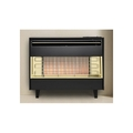 Robinson Willey Outset Gas Fire - A85015 (FireGem Visa 2) BLACK/BRASS