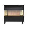 Robinson Willey Outset Gas Fire - A85035 (Visa Highline)