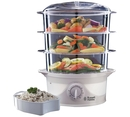 Russell Hobbs 3 Tier Food Steamer - 21140