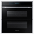 Samsung NV75R7676RS Built In Pyrolytic Dual Cook Flex Single Oven Stainless Steel