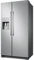 Samsung RS50N3513SL American Fridge Freezer In Clean Steel