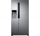 SAMSUNG RS58K6487SL American-Style Fridge Freezer
