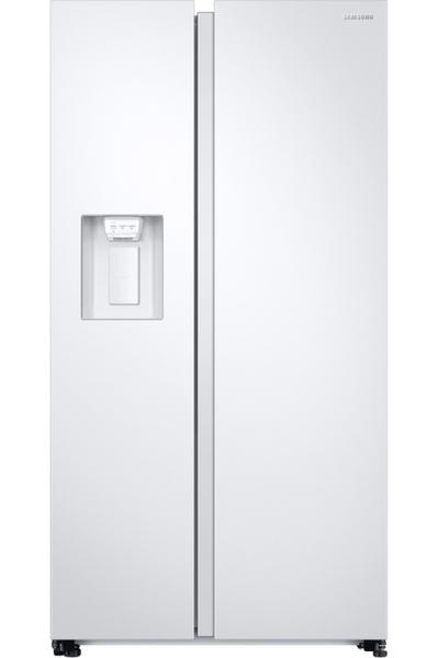 b2284daa3e3c Samsung American Style Fridge Freezer in White - RS68N8240WW : West ...