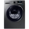 Samsung WW90K6410QX  Washing Machine, 9kg Load, 1400rpm Spin in Inox with AddWash