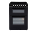 Servis 60cm Fan Assisted Electric Double Oven - DC60B