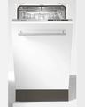 Sharp 10PL Slimline Integrated Dishwasher - QWS472X