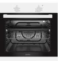 Simfer 60cm Fan Assisted Electric Single Oven - SBO50EW