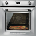 SMEG 60cm Pyrolytic Single Oven - SFP6925XPZE1