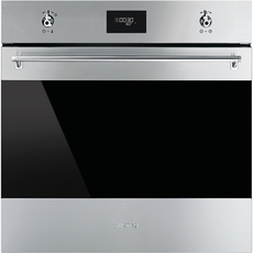 Smeg 60cm Multifunction Single Oven - SF6372X
