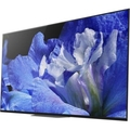 """Sony KD55AF8BU 55"""" 4K HDR OLED TV - Freeview Play - Android Smart - YouView - Acoustic Surface"""