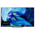 """SONY KD65AG8BU 65"""" Smart 4K Ultra HD HDR OLED TV with Google Assistant"""