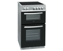 Statesman 50cm Double Oven Electric Cooker - EDC50S