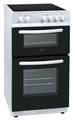 Statesman 50cm Double Oven Electric Cooker - EDC50W