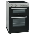 Statesman 60cm Double Oven Electric Cooker - EDC60S