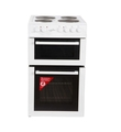 Statesman 50cm Double Oven Electric Cooker - FUSION50W