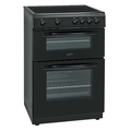 Statesman 60cm Double Oven Electric Cooker - EDC60B