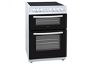 Statesman 60cm Double Oven Electric Cooker - EDC60W
