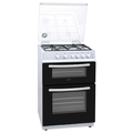 Statesman 60cm Double Oven Gas Cooker - GDL60W