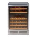 Stoves 46 Bottle Integrated Wine Cooler - 600WC
