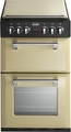 Stoves 55cm Double Oven Dual Fuel Cooker - RICH 550DFW CHA