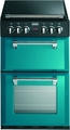 Stoves 55cm Double Oven Dual Fuel Cooker - 550DFSUS