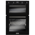 Stoves 90cm Built In Electric Double Oven - BI902MFCTBLK