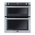 Stoves 72cm Built Under Gas Double Oven - SGB700PS (Stainless Steel)