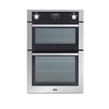Stoves 90cm Dual Fuel Double Oven - SGB900MFSE (Steel)