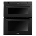 Stoves 72cm Built Under Gas Double Oven - SGB700PS (Black)