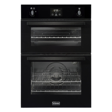 Stoves 90cm Built In Gas Double Oven - STBI900GBLK