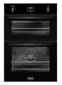Stoves 90cm Built In Gas Double Oven - BI900GBLK