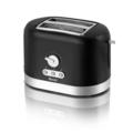 Swan 870W 2 Slice Toaster - ST10020BLKN