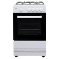Teknix 50cm Single Cavity Gas Cooker - TKGF50W