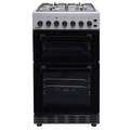 Teknix 50cm Twin Cavity Gas Cooker - TKGF50TS