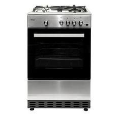 Teknix 60cm Single Cavity Gas Cooker - TKGF60SS