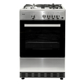 Teknix 60cm Single Cavity Gas Cooker - TKGF60SS