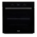 Teknix Multifunctional Electric Single Oven - BITK62ESB