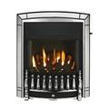 Valor Inset Gas Fire  - Homeflame Dream HE Chrome (0576111)