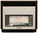 Valor Outset Radiant Gas Fire - Brava Electronic Teak (05347E1)