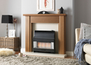 Valor Outset Radiant Gas Fire - 0534761 (Firelite)