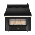 Valor Outset Radiant Gas Fire - 05347A1 (Black Beauty)
