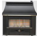 Valor Outset Radiant Gas Fire - 05347E2 (Black Beauty)