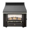 Valor Outset LFE Slimline Gas Fire - 0534101 (Black Beauty)