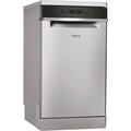Whirlpool 10PL Slimline Dishwasher - WSFO3T223PCX