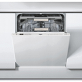 Whirlpool 14PL Fully Integrated Dishwasher - WIO3O33DEL